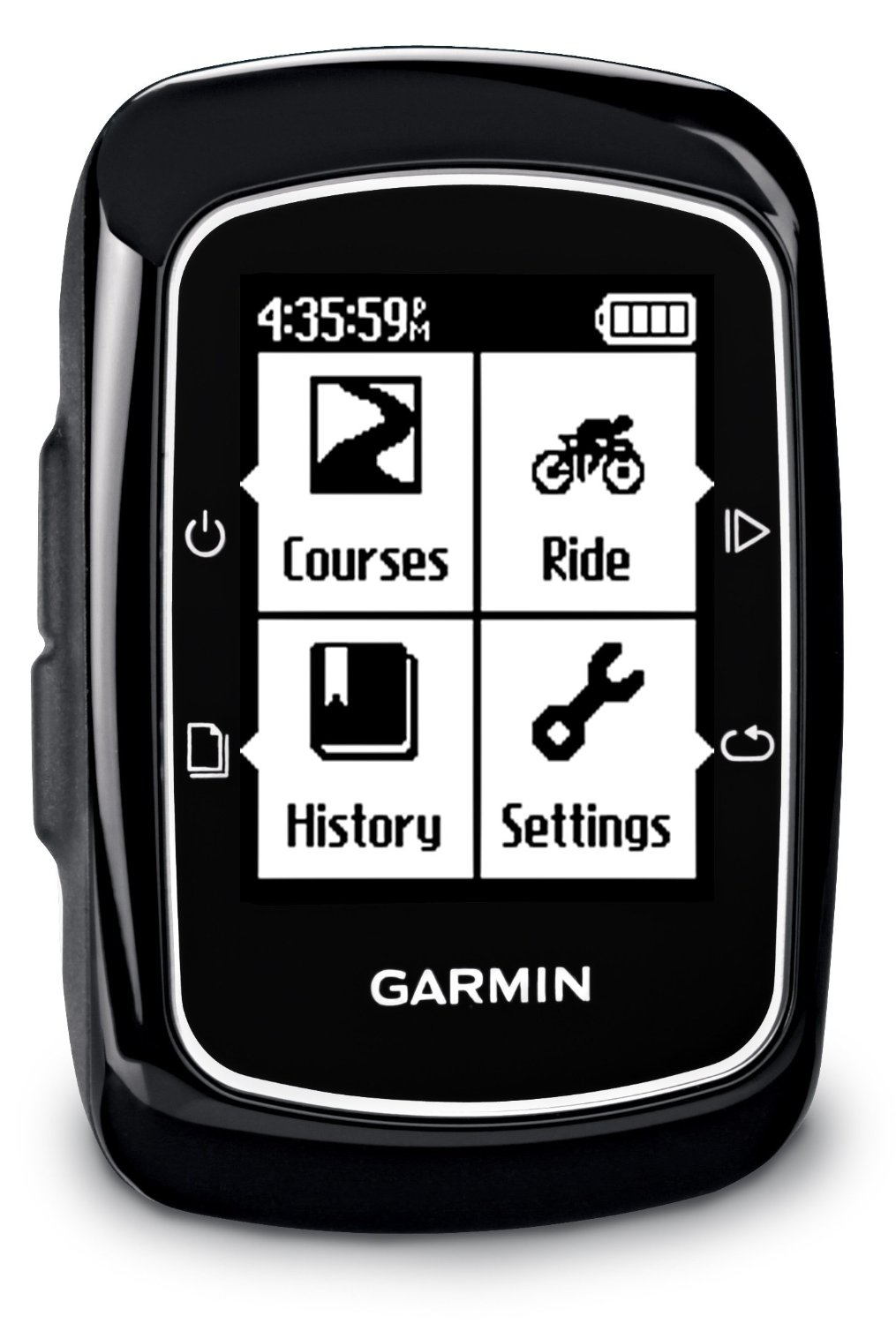 garmin edge 200 im test garmin fahrradcomputer navi gps. Black Bedroom Furniture Sets. Home Design Ideas