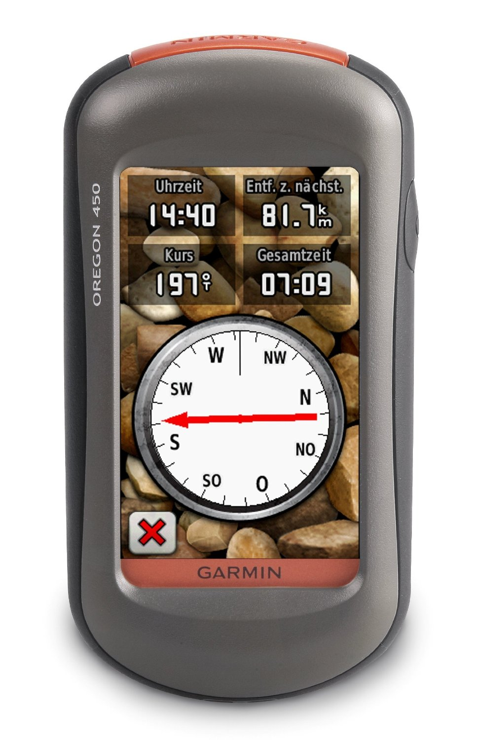 garmin oregon 450 im test garmin fahrrad navigation. Black Bedroom Furniture Sets. Home Design Ideas